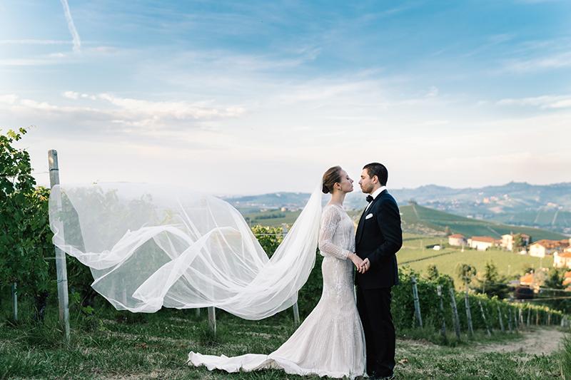 matrimonio La Morra