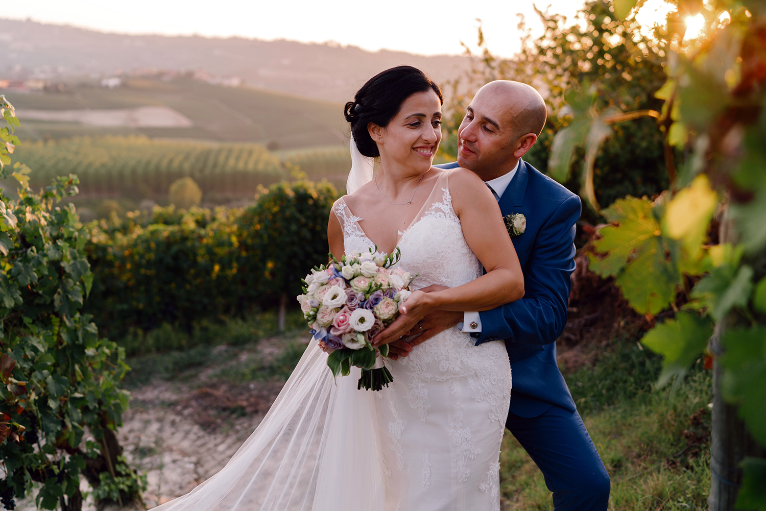 Wedding in Il Vigneto di Roddi