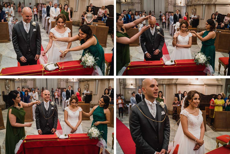 Sanctuary of Vicoforte wedding