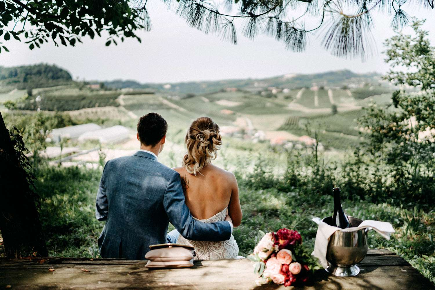 Country Wedding in Langhe