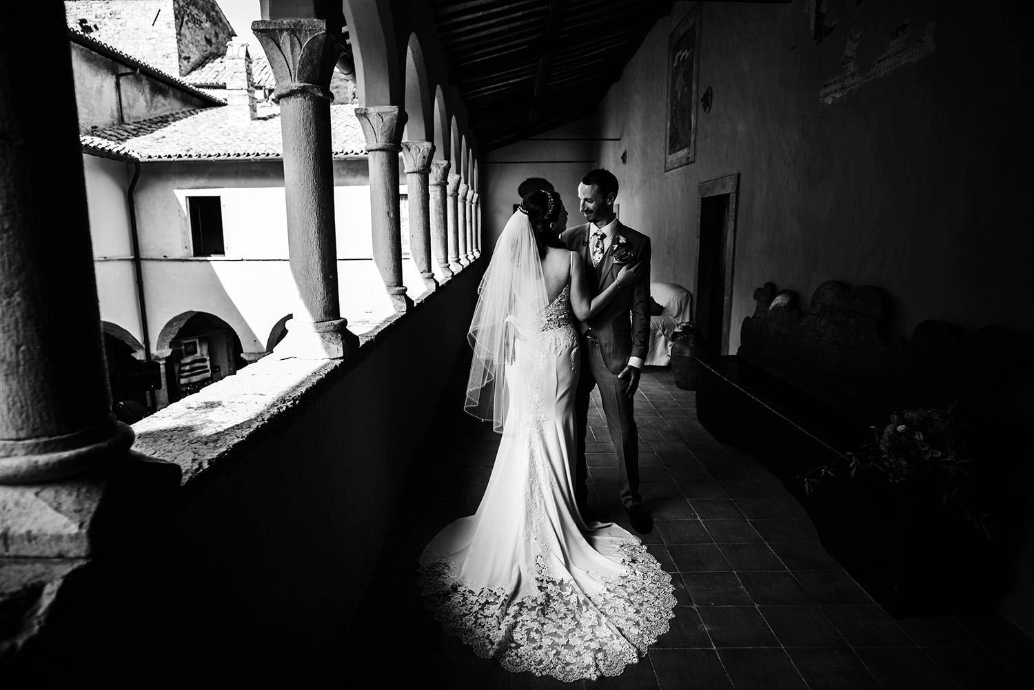 Wedding in Abbazia San Pietro in Valle