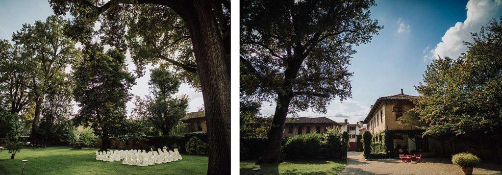 Wedding in Castello Malabaila