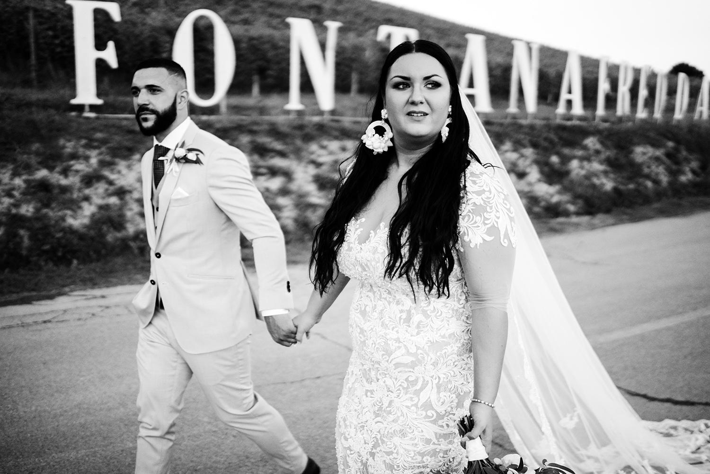 Wedding in Tenuta Fontanafredda, Serralunga d'Alba