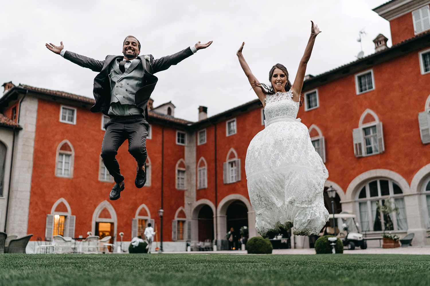 Wedding in Castello di Morozzo
