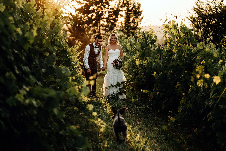 Matrimonio Relais La Corte, Calamandrana