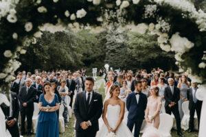 Matrimonio Villa Sassi